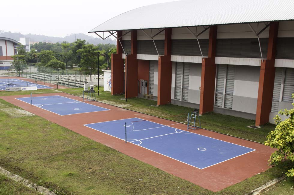 Takraw Outdoor Court