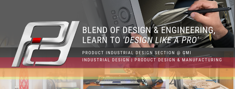 banner industrial design gmi