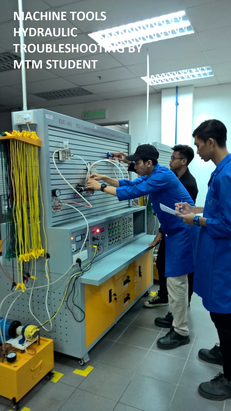 Diploma in Engineering Technology MTM