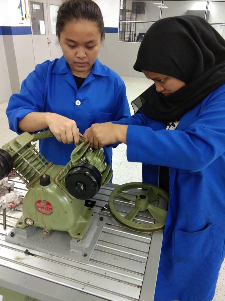 Piston Compressor Service